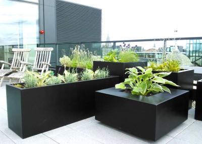 Paul Church Gardens, Balconies & Roof Gardens
