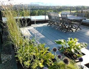 Balconies & Roof Gardens