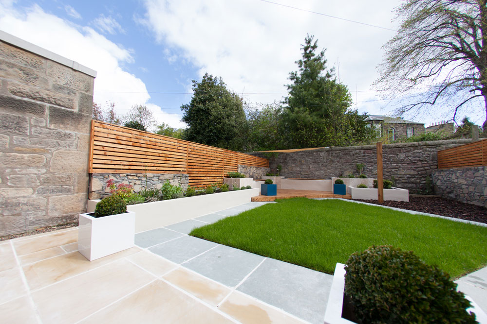 Modern Garden, Edinburgh | Paul Church Gardens