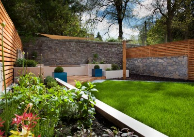 Paul Church Gardens Scottish Garden Design and Build