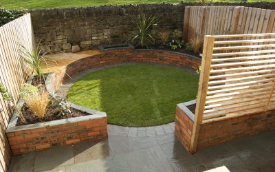 Small garden design solutions
