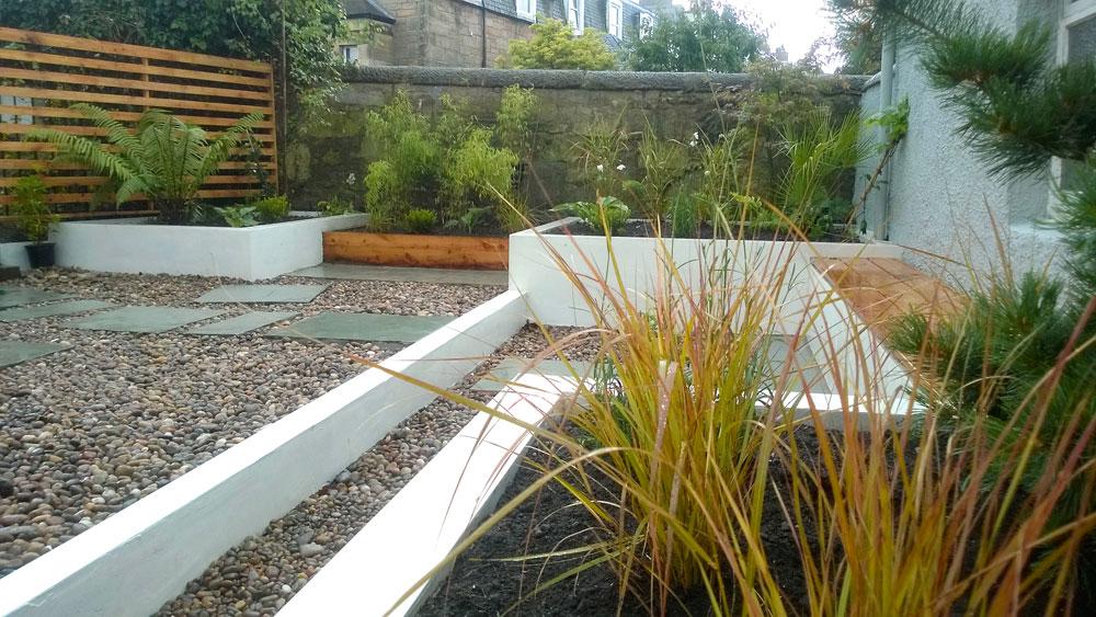 Paul Church Gardens, Small Garden