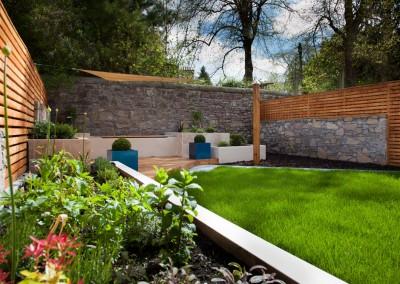 Modern Garden, Edinburgh